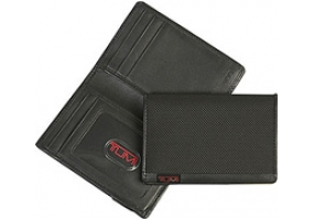 Tumi - 19274 BLACK - Men's Wallets