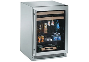 U-Line - 2175BEVS - Mini Refrigerators