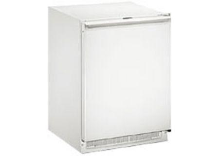 U-Line - 2175RF WHITE - Compact Refrigerators