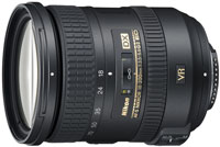 Nikon AF-S DX NIKKOR 18-200mm f 3.5-5.6G ED VR II Compact Ultra-High Ratio Zoom Lens - 2192