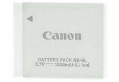 Canon - NB-6L - Digital Camera Batteries & Chargers