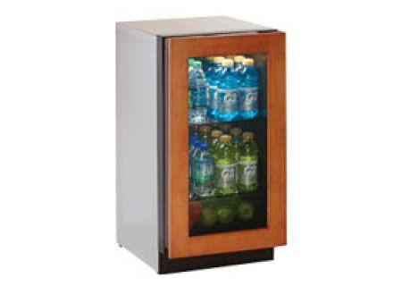 U-Line - U-3018RGLOL-01 - Compact Refrigerators