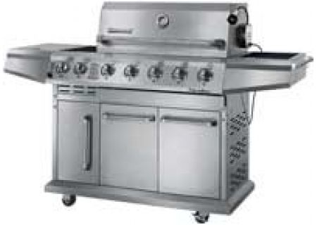 Ducane Meridian Series Five Burner Stainless Steel Natural