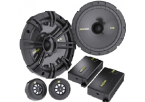 Kicker - 40CSS674 - 6 1/2 Inch Car Speakers