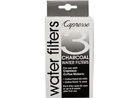 Jura-Capresso 3-Pack Charcoal Water Filters - 464093