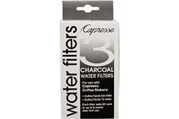 Large image of Jura 3-Pack Charcoal Water Filters - 464093