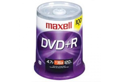 Maxell - 639016 - Recordable DVD Discs