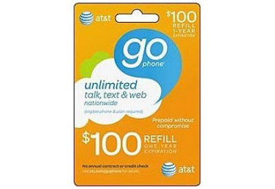AT&T Wireless - 74908 - Go Phones/Go Phone Cards