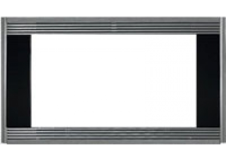 "Wolf 27"" E Series Stainless Steel Microwave Oven Trim Kit - 809960"