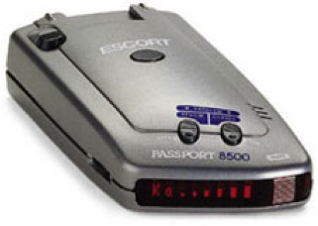 Escort - 8500 RED - Radar/Laser Detectors