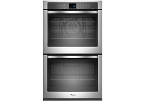 Whirlpool - WOD93EC0AS - Built-In Double Electric Ovens