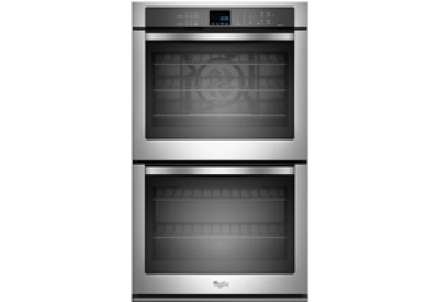 Whirlpool - WOD93EC0AS - Double Wall Ovens