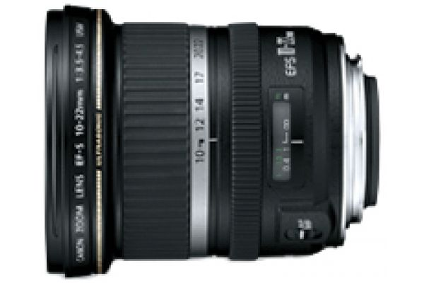 Canon EF-S 10-22MM USM Ultra-Wide Zoom Lens - 9518A002