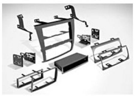 Metra - 99-7423 - Car Kits