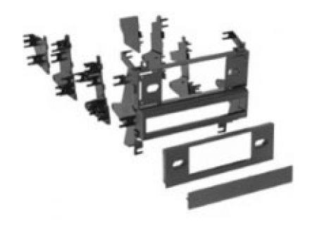 Metra - 99-8101 - Car Kits