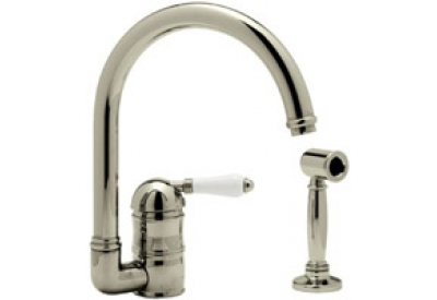 Rohl - A3606LPWS/STN-2 - Faucets