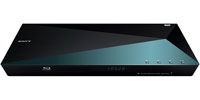 Sony Black 3D Blu-ray Disc Player - BDP-S5100
