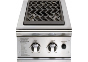 DCS - BGB132L - Grill Side Burners