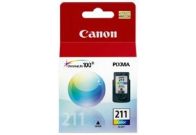 Canon - CL-211 - Printer Ink & Toner