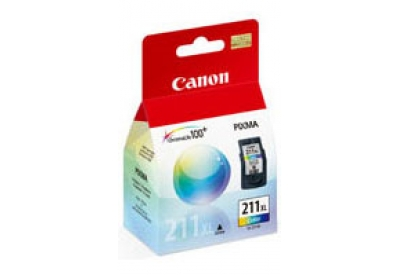 Canon - CL-211XL - Printer Ink & Toner