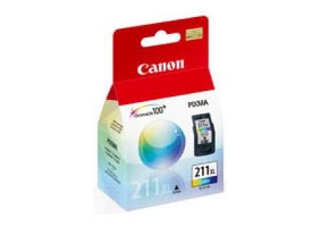 Canon - CL-211XL - Printer Ink & Toner
