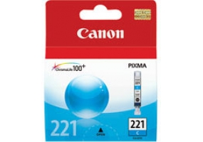 Canon - CLI-221 - Printer Ink & Toner