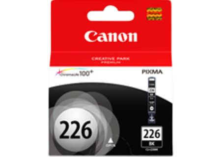 Canon - CLI-226 BLACK - Printer Ink & Toner