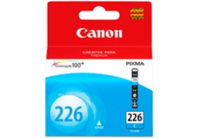 Canon - CLI-226 CYAN - Printer Ink & Toner