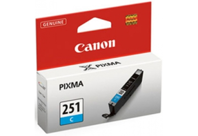 Canon - CLI251C - Printer Ink & Toner