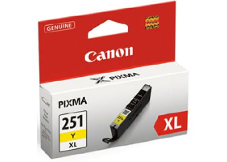 Canon - CLI251XLY - Printer Ink & Toner
