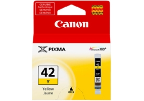 Canon - CLI42Y - Printer Ink & Toner