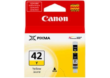 Canon - CLI42Y - Printer Ink & Toner