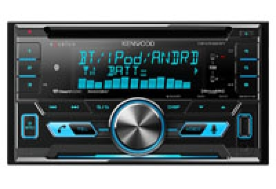 Kenwood - DPX-592BT - Car Stereos - Double DIN