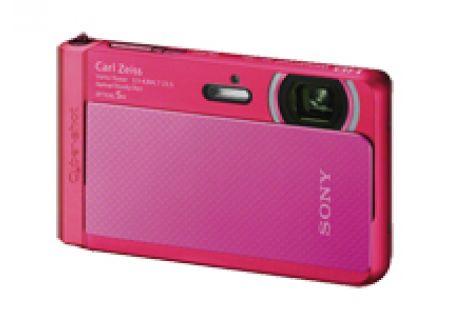 Sony - DSC-TX30/P - Digital Cameras