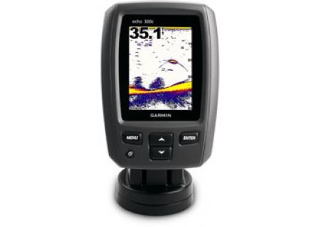 Garmin - ECHO300C - Marine GPS