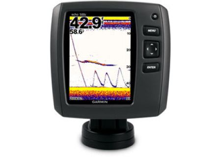 Garmin - ECHO500C - Marine GPS