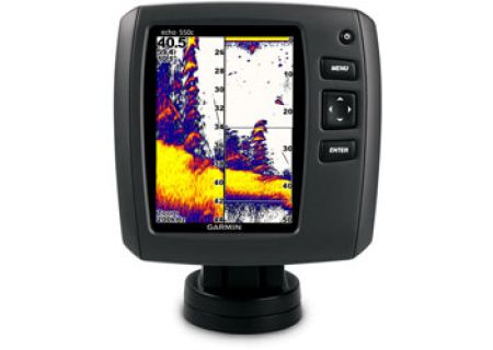 Garmin - ECHO550C - Marine GPS
