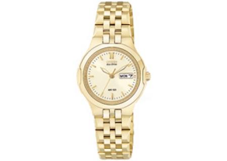 Citizen - EW3122-53P - Womens Watches