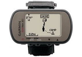 Garmin - FORETREX301 - Hiking GPS