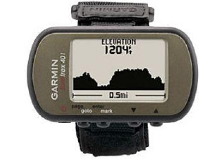 Garmin - FORETREX401 - Hiking GPS