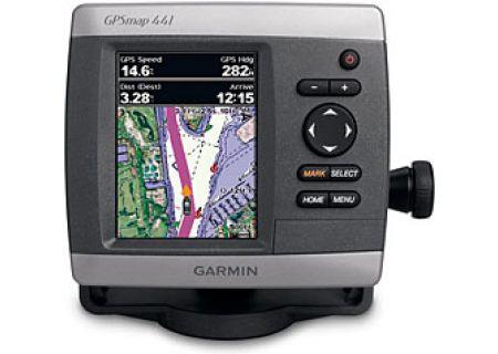 Garmin - GPSMAP441 - Marine GPS
