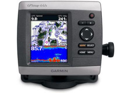Garmin - GPSMAP441SWOTRANSDUC - Marine GPS
