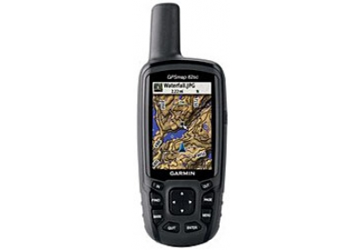 Garmin - GPSMAP62SC - Hiking GPS