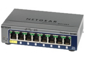 Netgear - GS108T-200NAS - Networking & Wireless