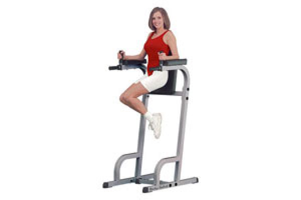 Large image of Body-Solid Vertical Knee Raise and Dip Station - GVKR60