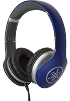Yamaha Pro 500 High-Fidelity Blue Premium Over-Ear Headphones - HPHPRO500BU