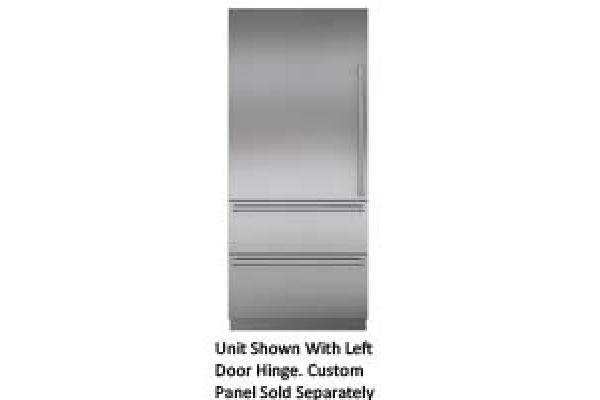 "Sub-Zero 36"" Panel Ready Integrated Bottom-Freezer Refrigerator - IT-36CIID-RH"