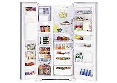 Jenn-Air - JCD2389GES - Side-by-Side Refrigerators