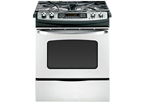 GE - JGSP42SETSS - Slide-In Gas Ranges