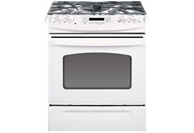 GE - JGSP42DETWW - Slide-In Gas Ranges